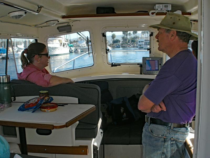 2010-11-06<br /> Catalina and John