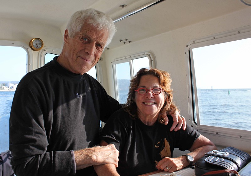 2010-09-22<br /> Bill and Susie Macdonald