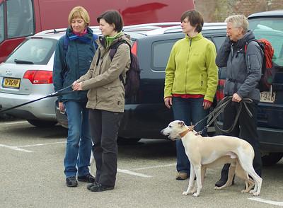 Regiowandeling NWC in Den Helder (april 2011)