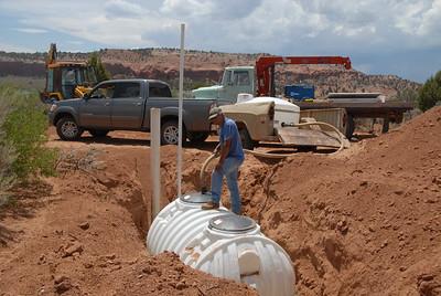 Cistern system