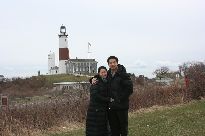 We came back to the Lighthouse in the afternoon to take some more pictures.