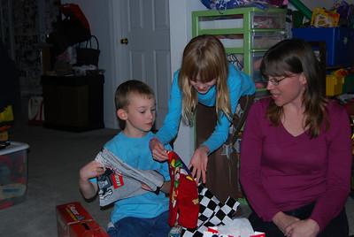 Boston Birthdays Visit November 2009
