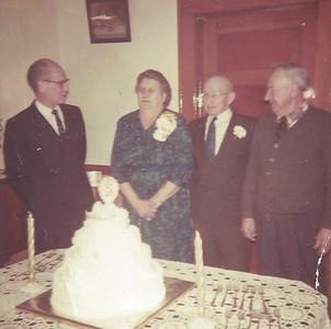 Pastor Roth_Mary_Gottlieb Books_Ferdinand Bawulski (Best Man)_Golden Anniversary