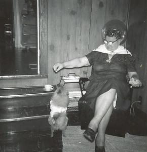 May1960_ShuShu and Grandma Books