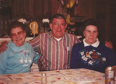 Aunt Margaret John Grandma