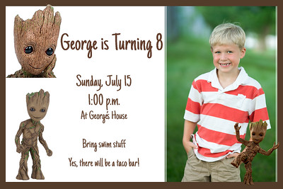 george invite