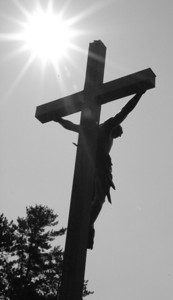 The Cross in the Woods.
