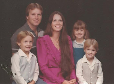 1982_John, Nancy Jo, Tiffany, Jamey and Tim