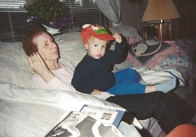 1995_Betty and Kyle_Analaska, WA