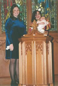 Ariyanna's Baptism