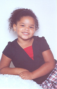 Janiah's School Picture