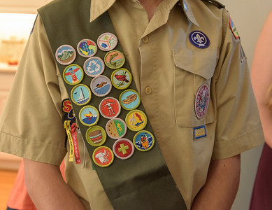 Ross's Eagle Scout Award