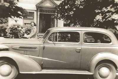 Betty and Boye's Car