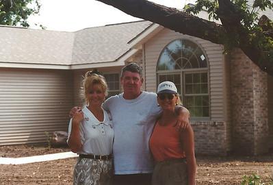 Joyce, Rich and Sharon; 1996