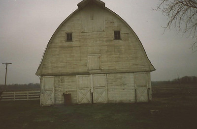 Grandpa Fraase's Barn