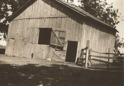 Old Barn at Home
