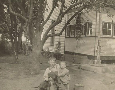 Roy and Helen at Home
