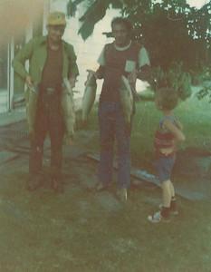 Viney and Larry Schleyhahn; 1975