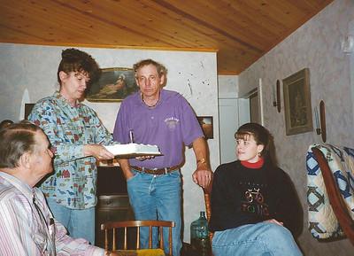Larry's Birthday; 4/29/1996