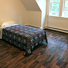 One of the bedrooms at the new Our Father's House Sober House for men in Leominster on Tuesday afternoon during the ribbon cutting ceremony. SENTINEL & ENTERPRISE/JOHN LOVE