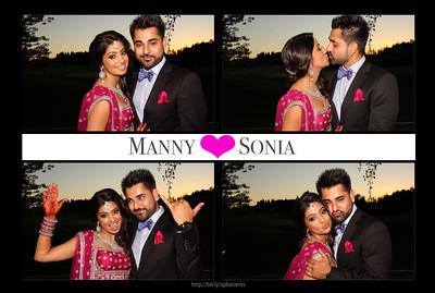 Manny + Sonia