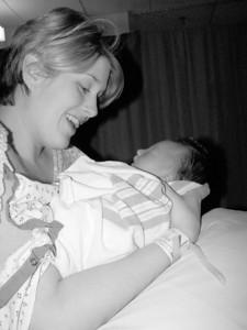 Sydney & Mommy
