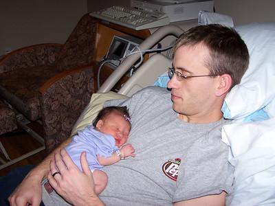 Daddy & Sydney