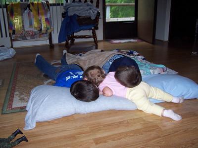 Mason, Jake, and Sydney