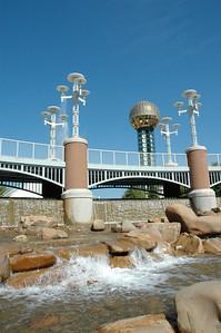 World's Fair Park, Knoxville TN