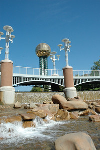 World's Fair Park, Knoxville TN