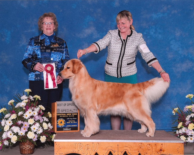 CeeCee winning BOS at the 2013 Syracuse Specialty