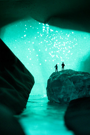 Glowing Cave 3