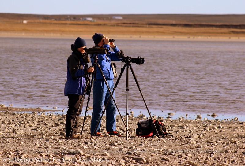 Laguna de los Cisnes, Tierra del Fuego