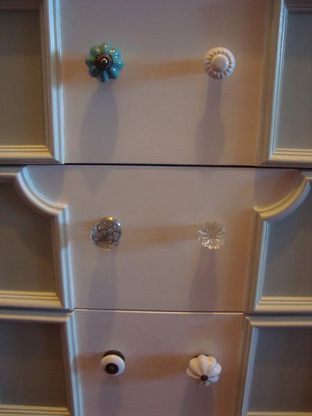 dresser knobs!