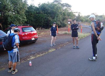 Waimano Hike - 14 miles!