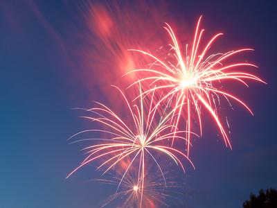 2009 Tama / Toledo Iowa Fireworks
