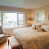 Master bedroom with stunning water views. Two good size closets. Wake up to the sunrise