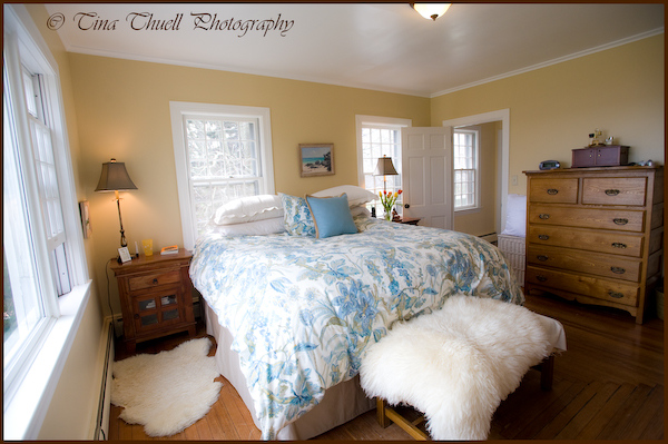 Master bedroom - 5  windows and two good sized closets and stunning water view.
