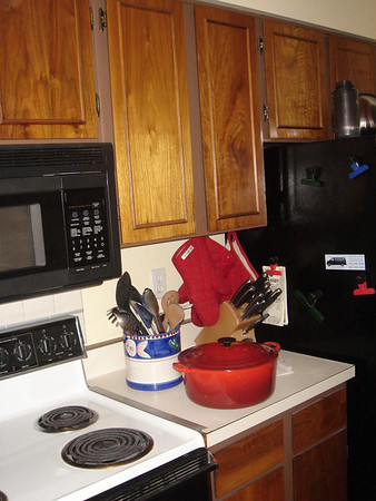Kitchen - Pre-Renovation