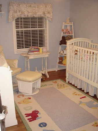 Our New Baby Room!