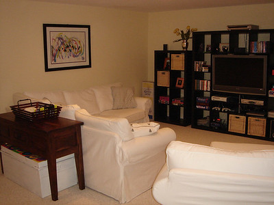 Our New Basement!