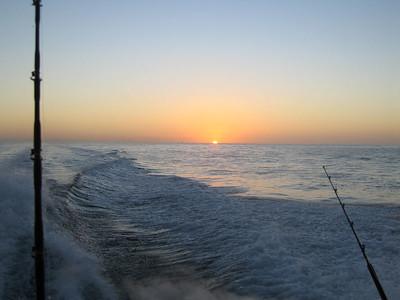 ahh... sunrise