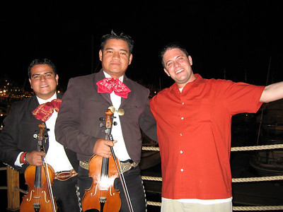 At this point, mariachi's weren't quite as annoying as they would later come to be