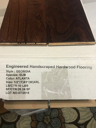 Upper  Hardwood Flooring