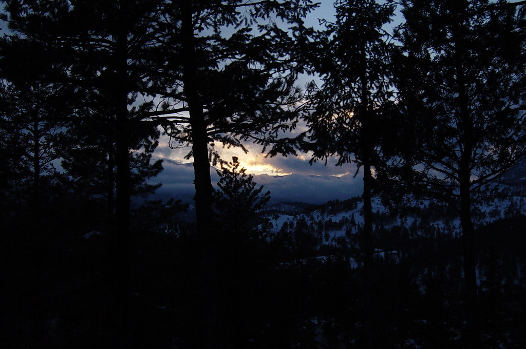 Snow Storm Marh 2003 151