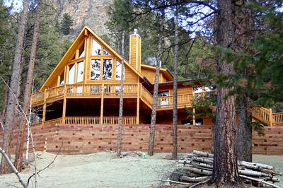 Our House in Bailey Colorado