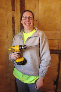 Jennifer is the kind of girl who likes to get power tools for Christmas ...