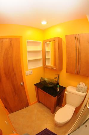Downstairs Bathroom Remodel 2012
