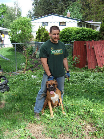 Backyard Fence '08