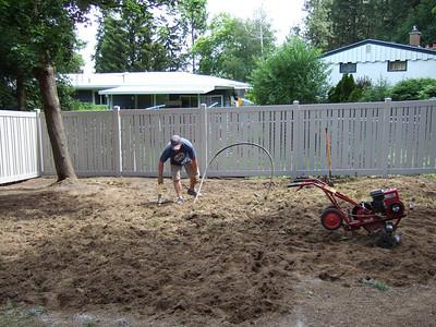 Backyard Landscaping '08